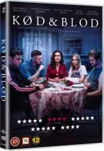 kød & blod / wildland - DVD
