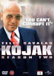 kojak - sæson 2 - DVD