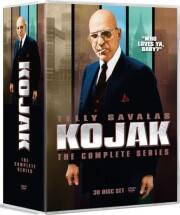 kojak - the complete series - DVD