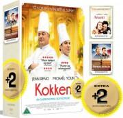 kokken // amanti // the open road - DVD