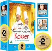 kokken // cracks // every day - Blu-Ray
