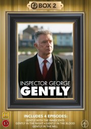 kommissær george gently - box 2 - DVD