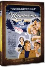komtessen - malene schwartz - DVD