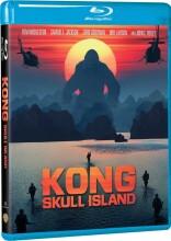 kong: skull island - Blu-Ray