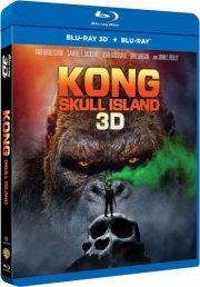kong: skull island - 3D Blu-Ray