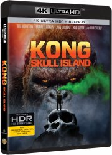 kong: skull island - 4k Ultra HD Blu-Ray