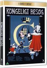 kongeligt besøg - DVD
