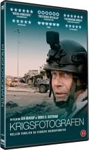 krigsfotografen - jan grarup dokumentar - DVD
