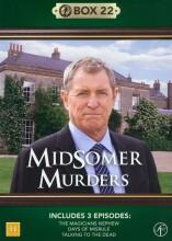 kriminalkommissær barnaby / midsomer murders - box 22 - DVD