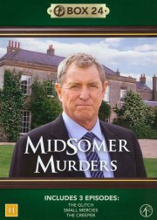 kriminalkommissær barnaby / midsomer murders - box 24 - DVD