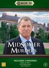 kriminalkommissær barnaby / midsomer murders - box 10 - DVD
