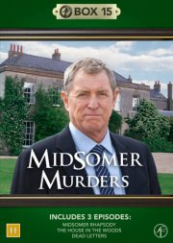 kriminalkommissær barnaby / midsomer murders - box 15 - DVD