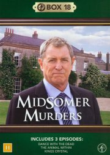 kriminalkommissær barnaby / midsomer murders - box 18 - DVD