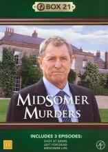 kriminalkommissær barnaby / midsomer murders - box 21 - DVD