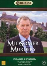 kriminalkommissær barnaby / midsomer murders - box 23 - DVD