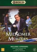 kriminalkommissær barnaby / midsomer murders - box 28 - DVD