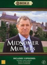 kriminalkommissær barnaby / midsomer murders - box 2 - DVD
