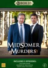 kriminalkommissær barnaby / midsomer murders - box 31 - DVD
