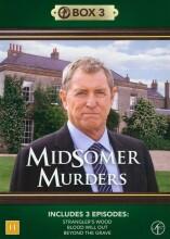 kriminalkommissær barnaby / midsomer murders - box 3 - DVD