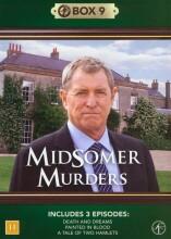 kriminalkommissær barnaby / midsomer murders - box 9 - DVD