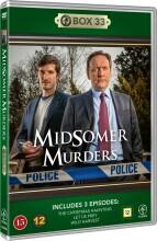 kriminalkommissær barnaby / midsomer murders - box 33 - DVD