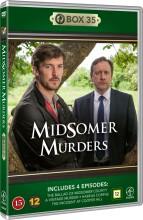 kriminalkommissær barnaby / midsomer murders - box 35 - DVD