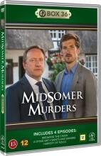 kriminalkommissær barnaby / midsomer murders - box 36 - DVD