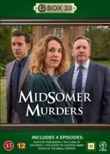 kriminalkommissær barnaby / midsomer murders - box 38 - DVD