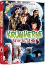 krummerne: så er det jul igen - DVD