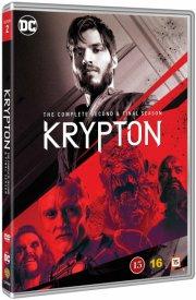 krypton - sæson 2 - DVD