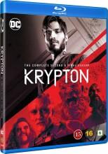 krypton - sæson 2 - Blu-Ray