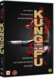 kung-fu classics collection 1 - DVD