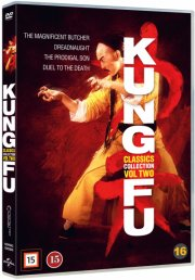kung-fu classics collection - vol 2 - DVD
