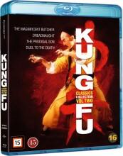 kung-fu classics collection vol 2 - Blu-Ray