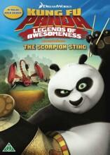 kung fu panda - legends of awesomeness - vol. 2 - DVD