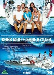 kurs mod fjerne kyster - sæson 2 - DVD