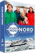 kurs mod nord - den komplette serie  - DVD