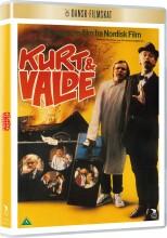 kurt og valde - småsvindlere på deltid - DVD
