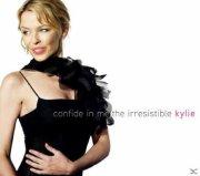 kylie minogue - confide in me-irresistible kylie [dobbelt-cd] - cd