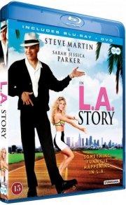la story // mig og l.a.  - Blu-Ray