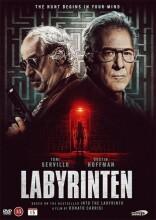 labyrinten - DVD