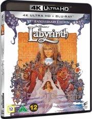 labyrinth: 30 års jubilæums udgave - 4k Ultra HD Blu-Ray