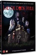 lad de døde hvile  - DVD