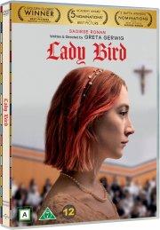 lady bird - saoirse ronan - 2017 - DVD