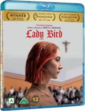 lady bird - saoirse ronan - 2017 - Blu-Ray