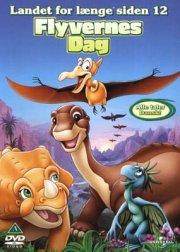 landet for længe siden 12 - flyvernes dag - DVD