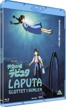 laputa - slottet i himlen / laputa - castle in the sky - Blu-Ray