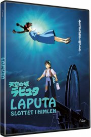 laputa - slottet i himlen / laputa - castle in the sky - DVD