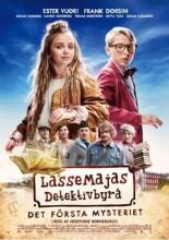 lassemajas detektivbureau - det første mysterium - 2018 - DVD