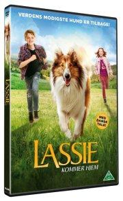 lassie kommer hjem - DVD